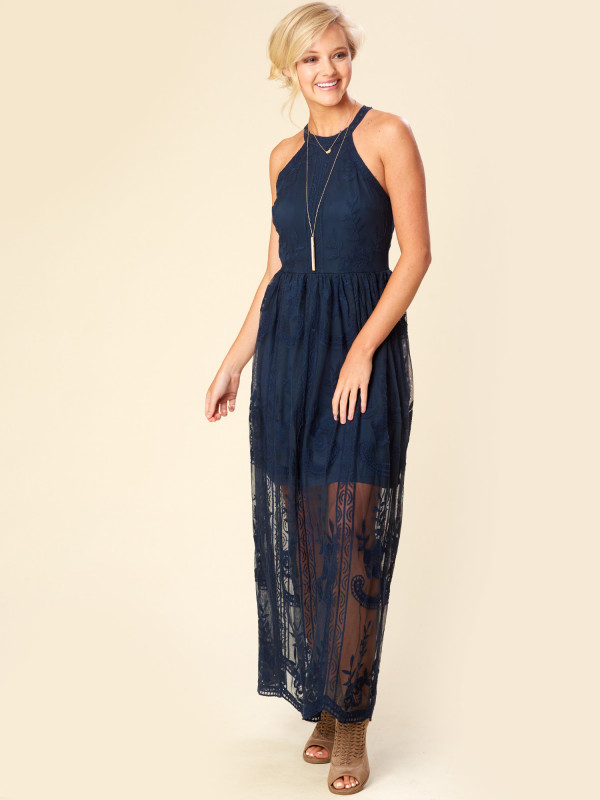 Altar'd State Onawei Maxi Dress