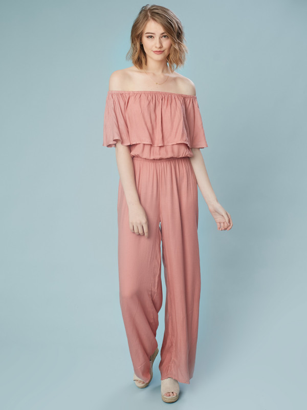 Altar'd State Waterbury Jumpsuit
