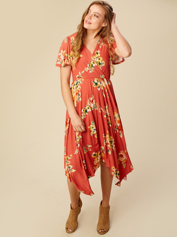 Altar'd State Currie Maxi Dress