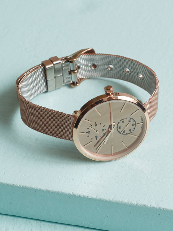 The Rose Gold Rhapsody Watch