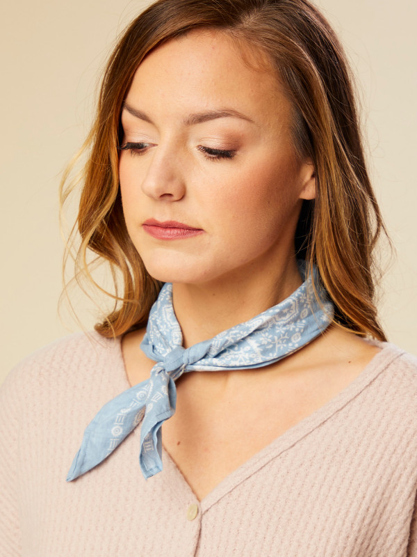Bandana Neckerchief Set