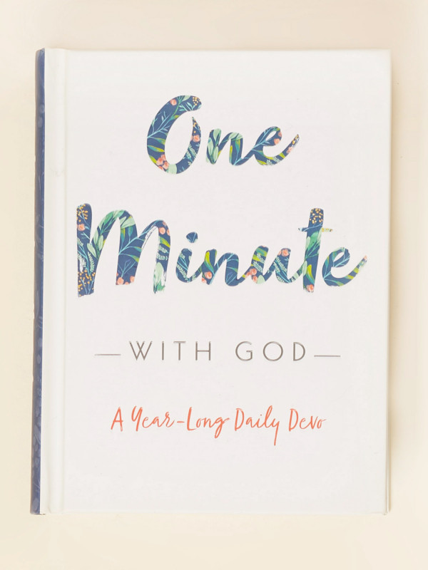 One Minute with God Pocket Devotional